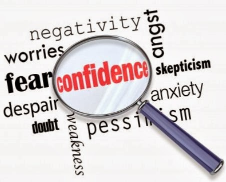 confidence-out-of-negativity