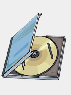 CD-disc